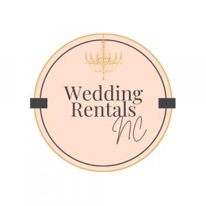 Wedding Rentals NC LOGO